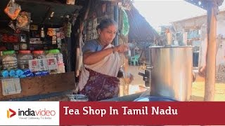 Namakkal India  city images : Tea Shop In Namakkal District Of Tamil Nadu | India Video