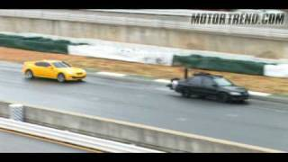 Drifting the Genesis Coupe Superbowl Shoot