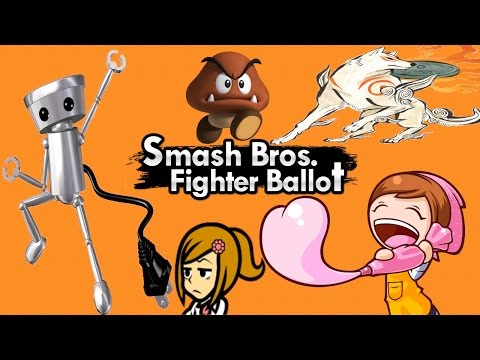 Top Ten Unlikely Super Smash Bros Characters (That I Still Want)