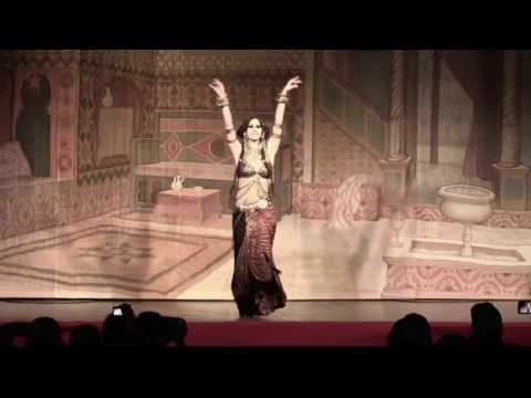 2013.Tribal Fest.Datura.Rachel Brice (видео)