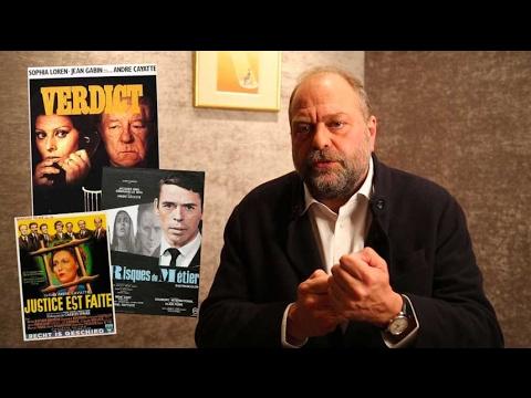 On a demandé à Éric Dupond-Moretti quels étaient ses films préférés sur la justice