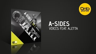 A-Sides - Voices feat. Aletta [Eastside Records]