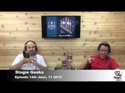 Stogie Geeks Episode 144 – Debonaire Ideal – Ashtrays
