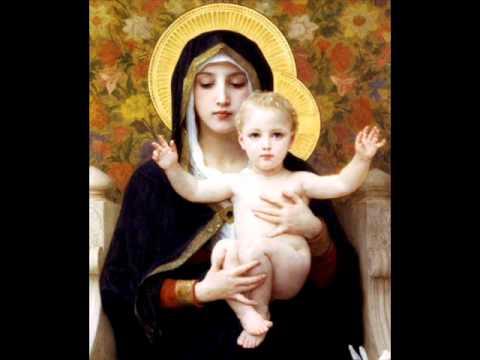 ave maria ...canto dell'ave maria alla madonna del santo rosario