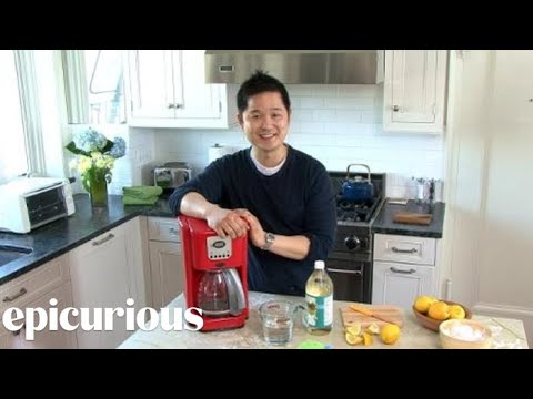 epicuriousdotcom - For more recipes and techniques visit http://www.epicurious.com/video Environmental lifestyle expert Danny Seo shares easy, eco-friendly ways to clean your c...