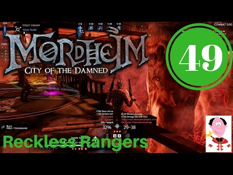 Mercenary Story Act I-III - Episode 49 Reckless Rangers - Mordheim: City of the Damned