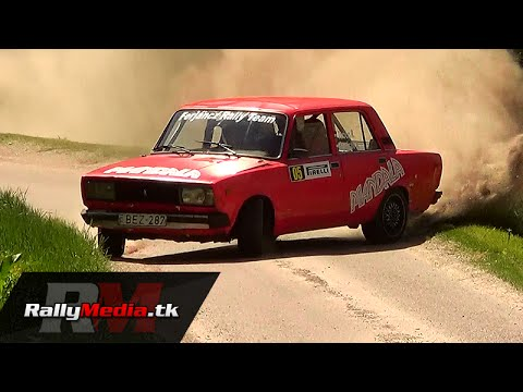 Rally – Lada Maximum Attack in 2013 – HD & Pure Sounds