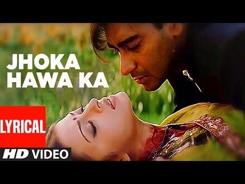 Video Jhoka Hawa Ka Lyrical Video | Hum Dil De Chuke Sanam | Ajay Devgan, Aishwarya Rai download in MP3, 3GP, MP4, WEBM, AVI, FLV January 2017
