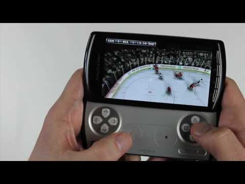 Video of Hockey Nations 2011 XperiaPLAY
