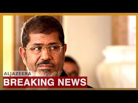 Video - Κρατική Τηλεόραση της Αιγύπτου: Ο Μόρσι πέθανε από καρδιακή ανακοπή