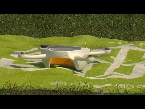 Άδεια για χρήση ελικοπτέρων ρομπότ ζήτησε η Walmart – economy