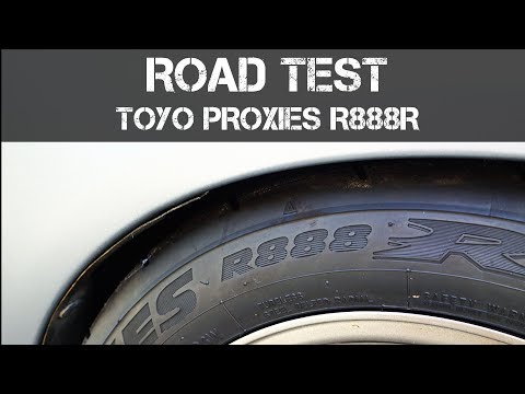 GRIP FOR DAYS! - Toyo R888R Semi Slick Tyres - Quick Road Test Review