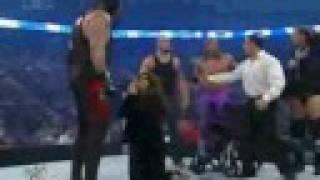 Video Undertaker Returns to WWE Smackdown!!!!! MP3, 3GP, MP4, WEBM, AVI, FLV November 2017