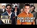 Shahrukh Khan Is The ORIGINAL Jolly LLB, Salman's Next Film Ode To My Father Revealed