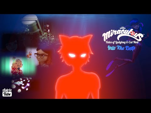 Miraculous Ladybug Season 4 #2 Trailer 2021 | Miraculous: Into The Deep Special (Returning Concept)