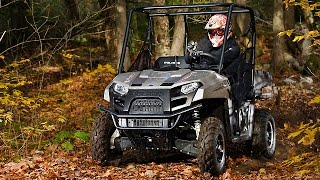 3. TEST RIDE: 2014 Polaris Ranger 570