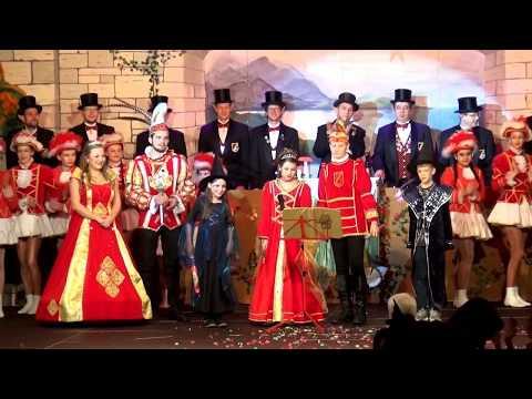 Karneval Ediger-Eller 2018 - Eröffnung mit Elfenrat+ Prinzenpaare (видео)