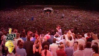 Band Aid   Do They Know It S Christmas   Live Aid 1985