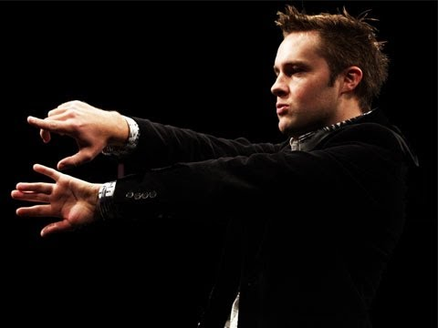 Magic - http://www.ted.com First, Keith Barry shows us how our brains can fool our bodies -- in a trick that works via podcast too. Then he involves the audience in ...