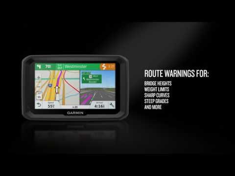 Garmin dēzl 580 LMT-S: Truck Navigator for the Long Haul