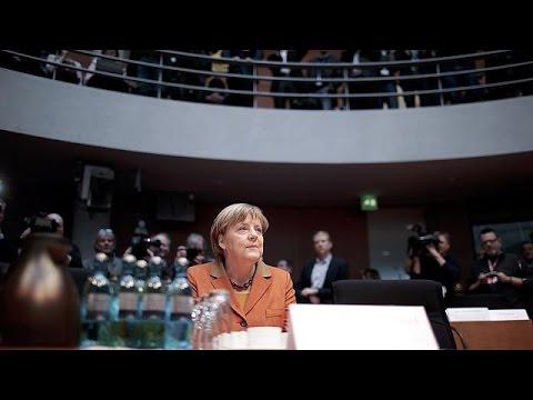 Ενώπιον της Μπούντεσταγκ η Μέρκελ για το σκάνδαλο της NSA