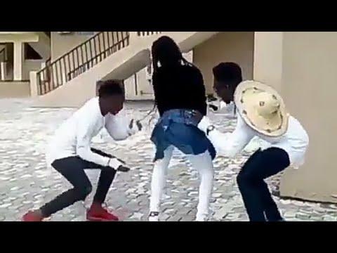 Zancen soyayya new hausa dance (Hausa Songs / Hausa Films)