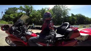 8. Why do I ride a Honda Goldwing GL1800