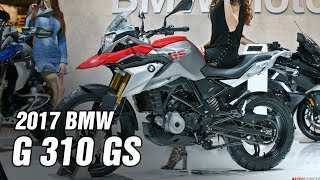 6. 2017 BMW G 310 GS Spec