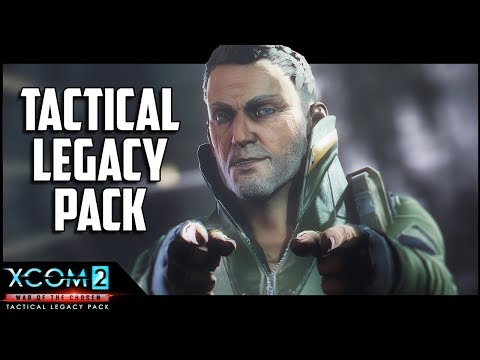 BLAST FROM THE PAST Legacy Op - XCOM 2 Tactical Legacy Pack - Mission 1 Of 7 - Gameplay Lets Play