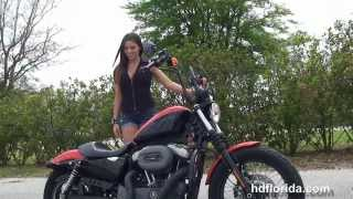 8. Used 2009 Harley Davidson Sportster Nightster Motorcycles for sale - Gainesville, FL
