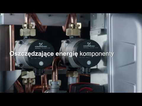Buderus GB192i GB192iT - Efektywność energetyczna A+