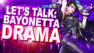 Let's Talk: Bayonetta Drama