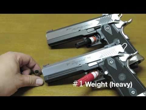 The Side Arms: STI Apeiro vs Legend (in Thai)