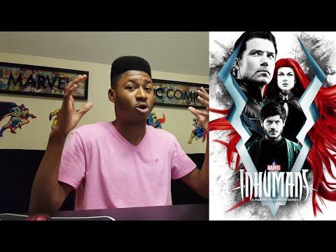 "Marvel's: Inhumans   Season 1, Ep. 6 ""The Gentleman's Name is Gorgon"" -- (REVIEW!)"