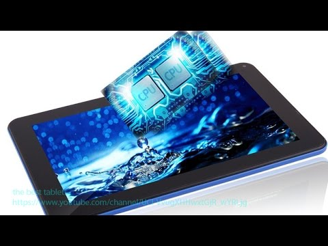 iRULU eXpro X1a Review Quad Core Tablet PC, Google Android 4.4 Kitkat