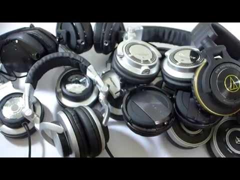 Denon DJ DN-HP1000 Headphones Unboxing