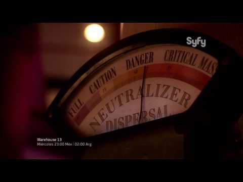 WAREHOUSE 13  Temporada 1 Episodio 11