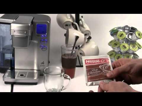 Cuisinart  Keurig Coffee Maker Review – Part 2 Alternative Uses
