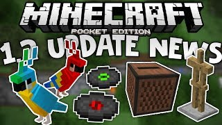 Awesome update news regarding new blocks, mobs, and items coming in the 1.2 Better Together Update. Let me know if you enjoyed by smashing that like button!========================================Bio:Hey I'm Jack, and I record Minecraft Pocket Edition aka Minecraft PE aka MCPE! XD Welcome to my description! I love to play all sorts of games, so you will often see many other types of games as well! Glad you stopped by! Check the channel for more :)Check the links below to support me:Please Follow Me On Twitter:https://twitter.com/JackFrostMinerLike My Facebook Page:https://www.facebook.com/JFMYT/Follow Me on Instagram:https://www.instagram.com/jfmyt/========================================Music By Kevin MacLeod and C418========================================