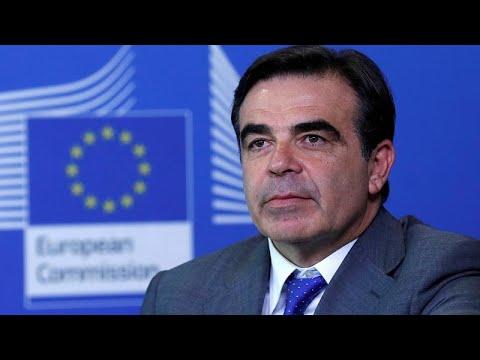 Ο Μαργαρίτης Σχοινάς η πρόταση της ελληνικής κυβέρνησης για την Κομισιόν…