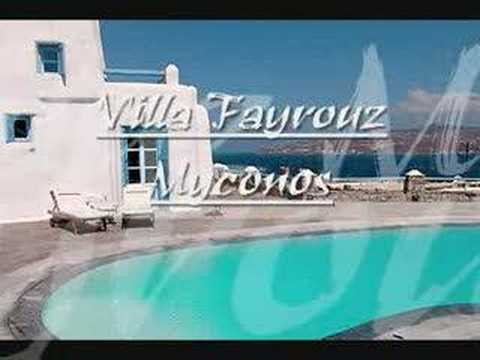 www.luxuryvacations.gr Villas Myconos  Greece!