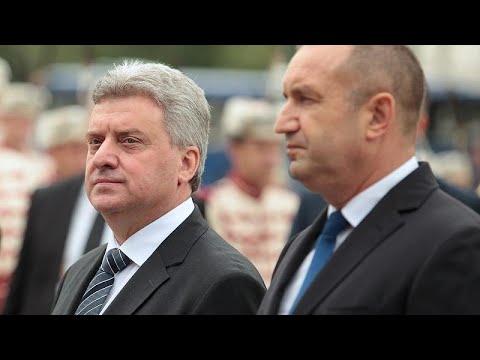 ΠΓΔΜ: O Γκεόργκι Ιβάνοφ δεν επικύρωσε τη συμφωνία των Πρεσπών…