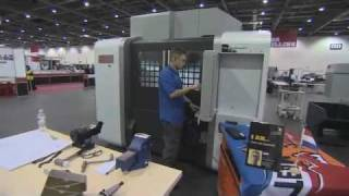 WorldSkills London 2011 - CNC Milling