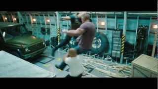 ฟา ส 6 : Fast&Furious 6 Trailerซับไทย HD (ตัวอย่างในโรง)