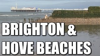 Brighton and Hove United Kingdom  city pictures gallery : Brighton & Hove in East Sussex - English beach fishing marks, South Coast, England, Britain