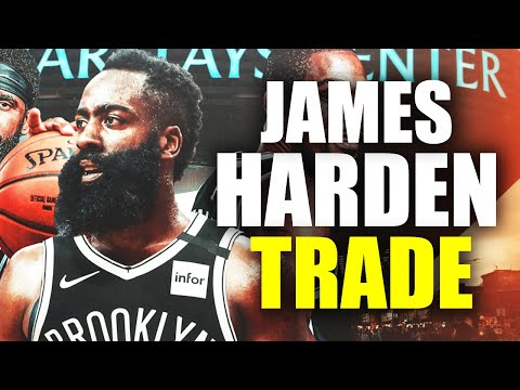 BREAKING: JAMES HARDEN TRADED TO BROOKLYN NETS JOINING KEVIN DURANT & KYRIE IRVING!
