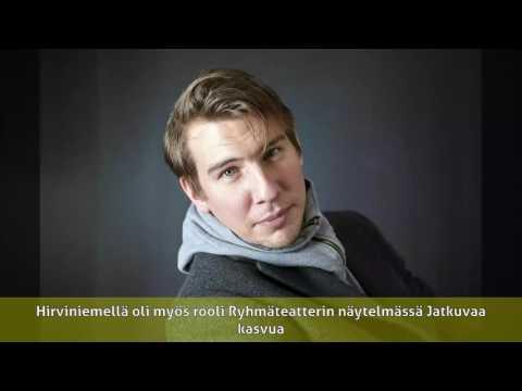 Aku Hirviniemi - Näyttelijänura tekijä: ai.pictures Nordics