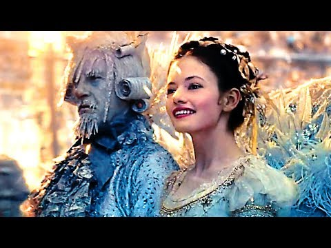 THE NUTCRACKER AND THE FOUR REALMS Trailer 2 (NEW, 2018) Disney