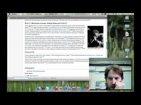 Schmoyoho - Wiki Wars - Andrew Vs Sarah