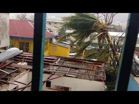Άλλαξε πορεία ο τυφώνας Χοσέ